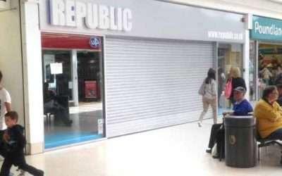 Unit 8A Howgate Shopping Centre Falkirk FK1 1HG