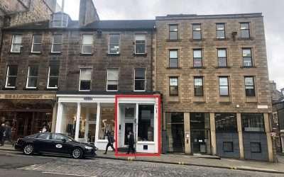 48A Frederick Street Edinburgh EH2 1EX