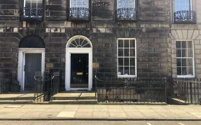 3 Alva Street Edinburgh EH2 4PH