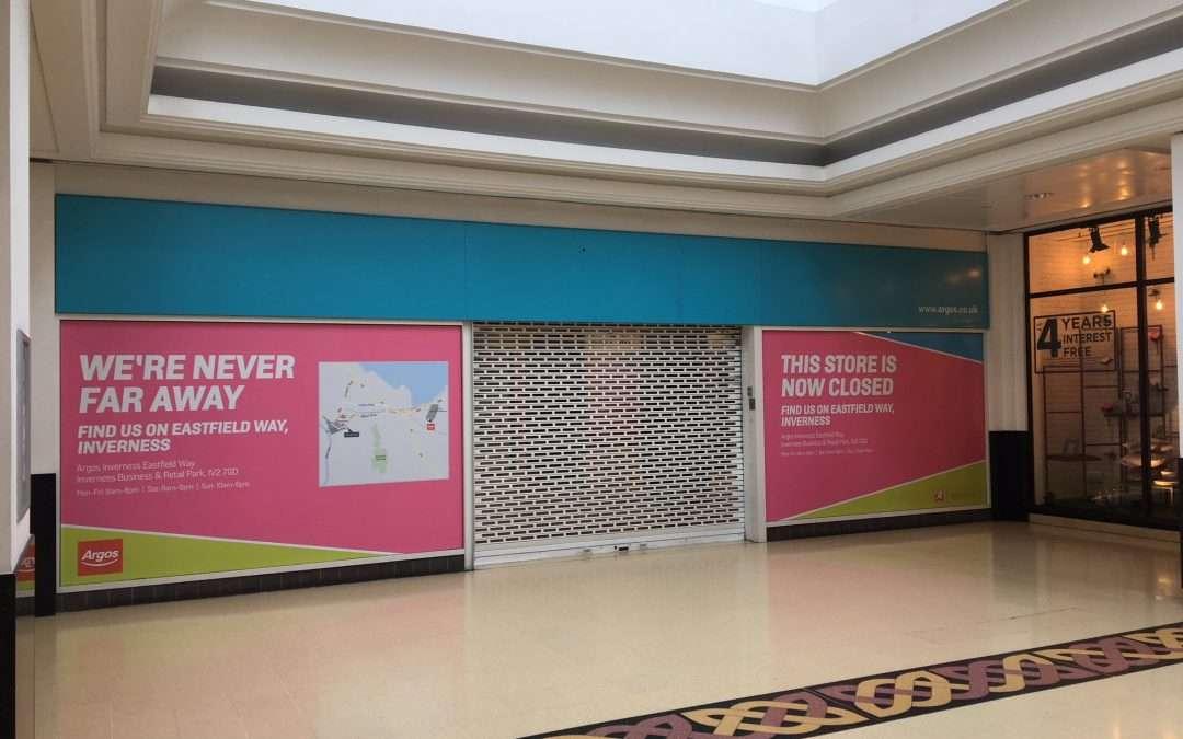 Unit 38 Eastgate Shopping Centre Inverness IV2 3PP