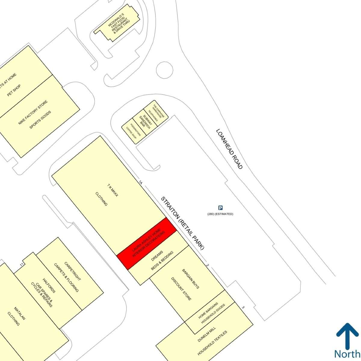 Unit 20 Straiton Retail Park Loanhead Road EH200 20PW   Orinsen