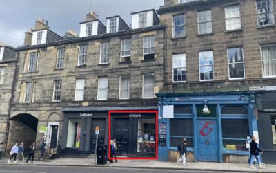 27 Broughton Street Edinburgh EH1 3JU
