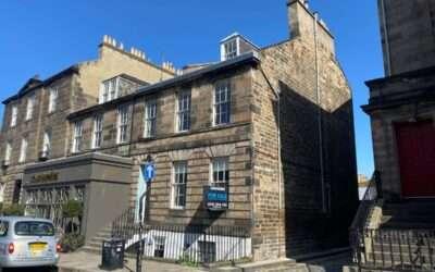 11 Stafford Street Edinburgh EH3 7BR