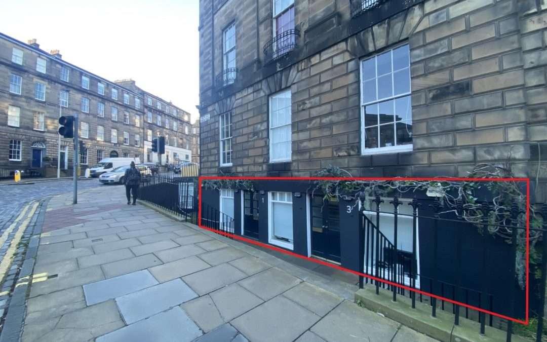 1-3 South East Circus Place, Edinburgh, EH3 6TJ